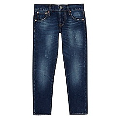 Levi's - Boys' blue straight fit jeans
