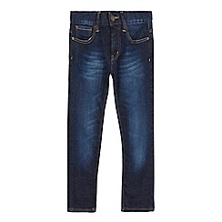 Levi's - Boys' dark blue straight leg jeans