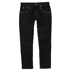 Levi's - Boys' black skinny fit jeans