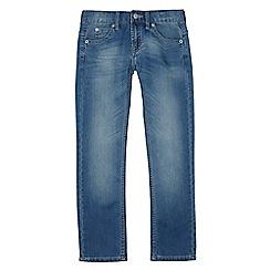 Levi's - Boys' blue slim fit jeans