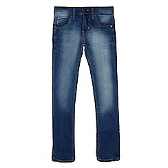 Levi's - Boys' blue slim fit jeans