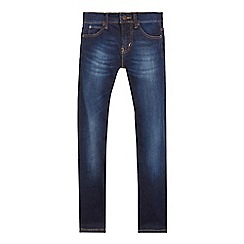 Levi's - Boys' dark blue slim fit jeans
