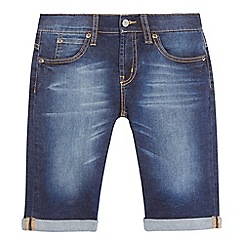Levi's - Boys' navy slim fit jeans
