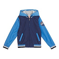 Levi's - Boys' blue wind breaker jacket