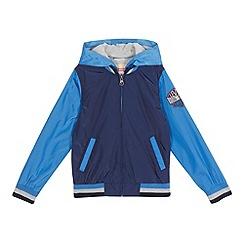 Levi's - Boys' blue wind breaker jacket