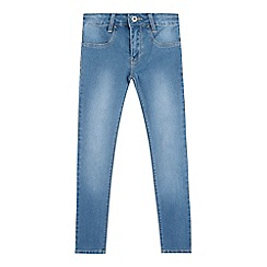Levi's - Girls' blue jeggings