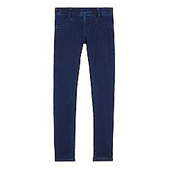 Levi's - Girls' dark blue jeggings