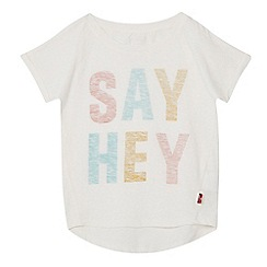 Levi's - Girls' printed t-shirt