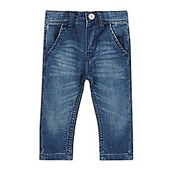Levi's - Baby boys' mid wash jeans