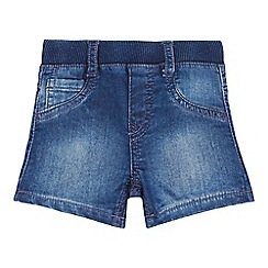 Levi's - Baby boys' 'Letoh' blue denim shorts
