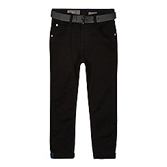 RJR.John Rocha - Boys' black super skinny trousers