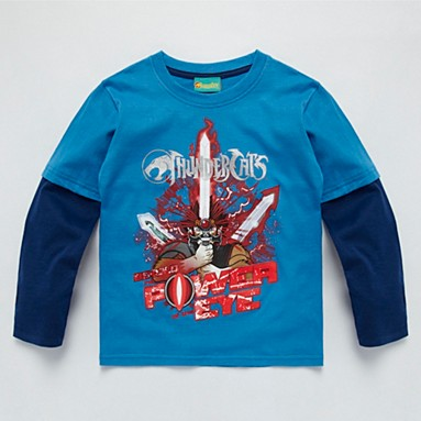 Blue Thundercats on Boy S Blue  Thundercats  Top   Character Shop   Kids