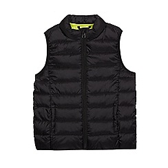 bluezoo - Boys' black gilet