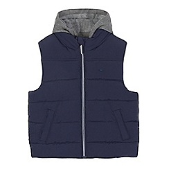 bluezoo - Boys' padded hooded gilet
