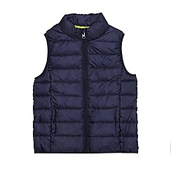 bluezoo - Boys' navy gilet
