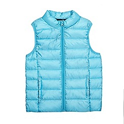 bluezoo - Boys' blue gilet