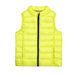 bluezoo - Boys' yellow gilet