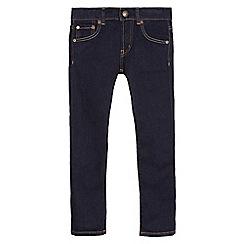 Levi's - Boys' dark blue '501' skinny jeans