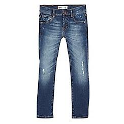 Levi's - Boys' blue '510' skinny jeans
