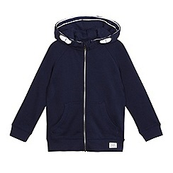 bluezoo - Boys' zip through hoodie