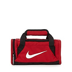 Nike - Red logo printed lunch box