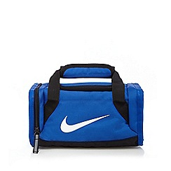 Nike - Blue logo printed lunch box