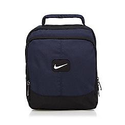 Nike - Navy logo printed lunch box