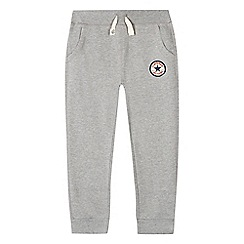 Converse - Boys' grey sweatpants