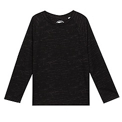 bluezoo - Boys' black mesh top