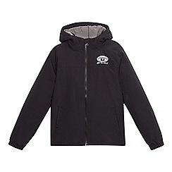 Animal - Boys' padded hooded jacket