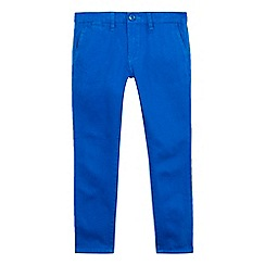 Ben Sherman - Boys' blue chinos