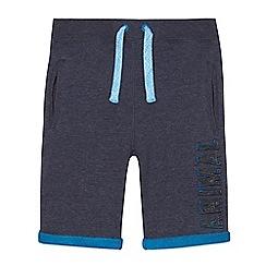 Animal - Boys' navy jersey shorts
