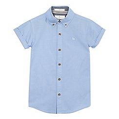 J by Jasper Conran - Boys' blue Oxford shirt