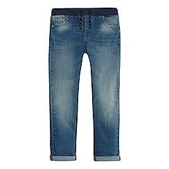 bluezoo - Boys' blue slim fit jeans