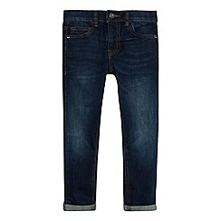 bluezoo - Boys' dark blue super skinny denim jeans