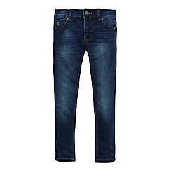 bluezoo - Boys' blue skinny supersoft jeans