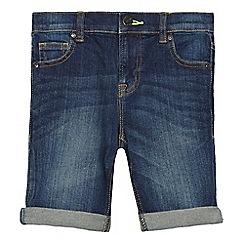bluezoo - Boys' blue denim shorts