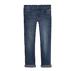 Mantaray - Girls' blue slim jeans