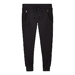 bluezoo - Boys' dark grey jogging bottoms