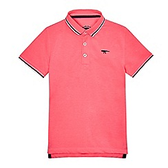 bluezoo - Boys' pink polo shirt