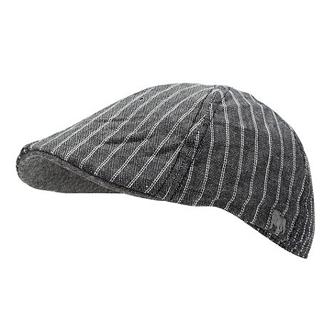 J by Jasper Conran - Designer boy+s dark blue stripe cap