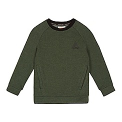 bluezoo - Boys' green sweater