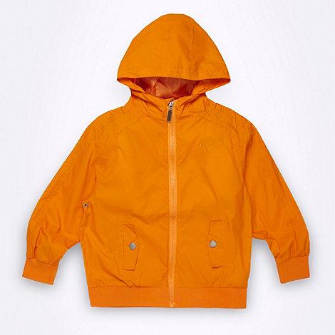 Ben Sherman - Boy+s orange wind runner jacket