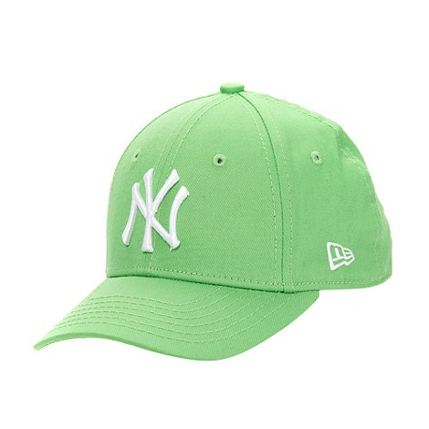 NYC - Green +NY Yankees+ design baseball cap