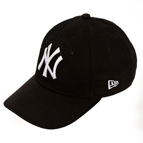NYC - Black +NY Yankees+ baseball cap