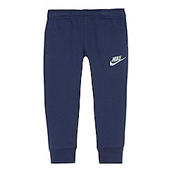 Nike - Boys' navy jogging bottoms