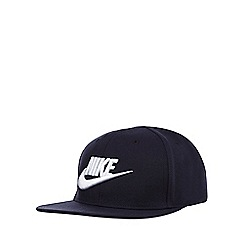 Nike - Boys' navy logo embroidered cap