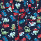 bluezoo - Boy+s blue woven dinosaur pyjamas Alternative 2