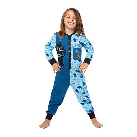 The Gruffalo - Boy's blue 'Gruffalo' onesie