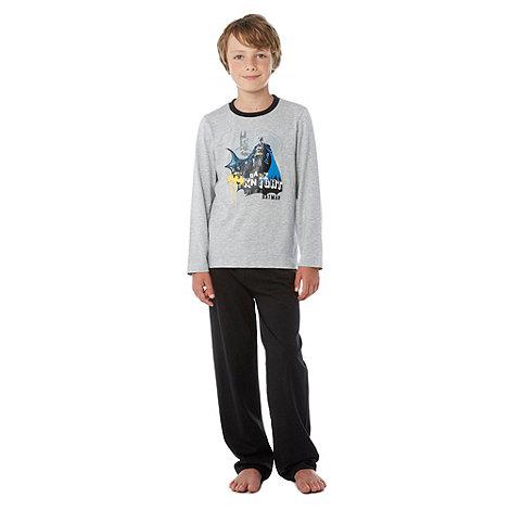 Batman - Boy+s grey +Batman+ pyjamas